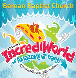 Berean Baptist Church VBS Fayetteville summer camps